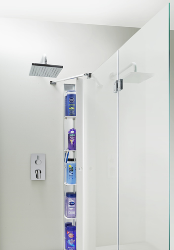 About Bathscreen Pro Shower Screen Stoarge Cupboard