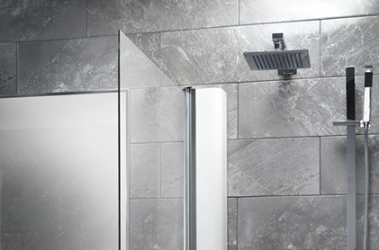 Easy To Fix Bath Screen